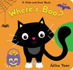 Where's Boo? book