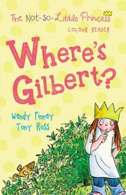 Where's Gilbert? book