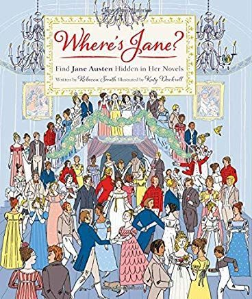 Where's Jane book