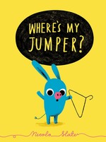 Where's My Jumper? book