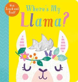 Where's My Llama? book