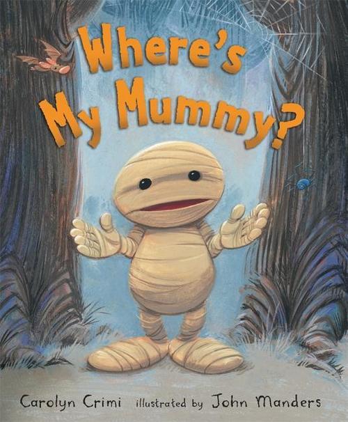 Where's My Mummy? book