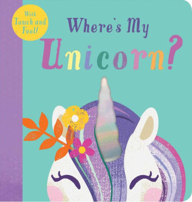 Where's My Unicorn? book