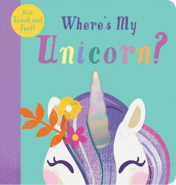 Where's My Unicorn? book