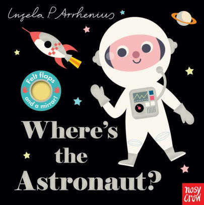 Where's the Astronaut? Book