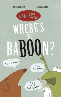 Where's the Baboon? book