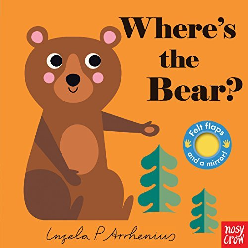Where's the Bear? book