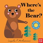 Where's the Bear? book