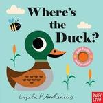 Where's the Duck? book
