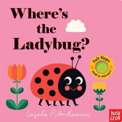 Where's the Ladybug? book