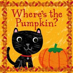 Where's the Pumpkin? book