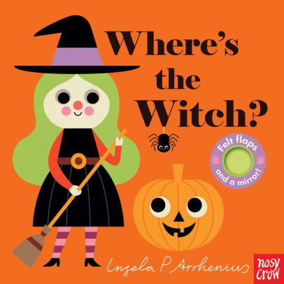 Where's the Witch? book