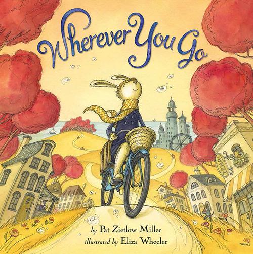 Wherever You Go book