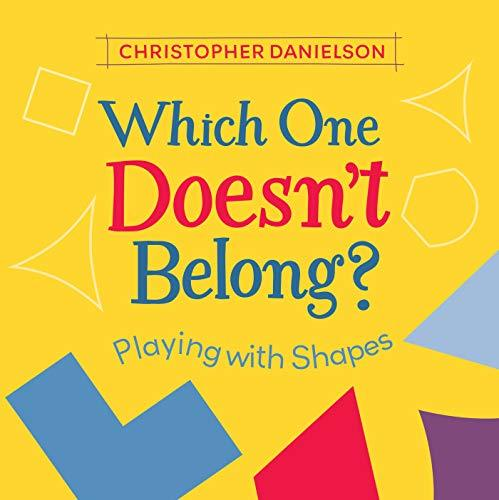 Which One Doesn't Belong? book