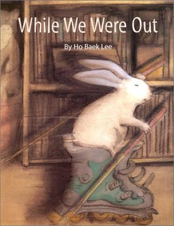While We Were Out book