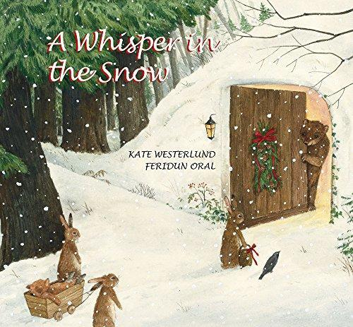 Whisper in the Snowy Wood book