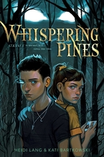 Whispering Pines book