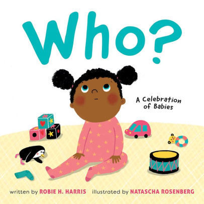 Who?: A Celebration of Babies book