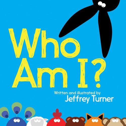 Who Am I? Book
