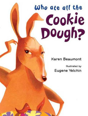 Who Ate All the Cookie Dough? Book
