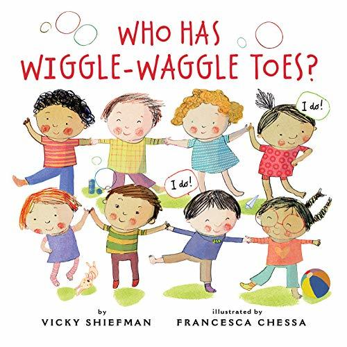 Who Has Wiggle-Waggle Toes? book