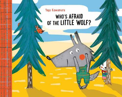 Who is Afraid of Little Wolf? book