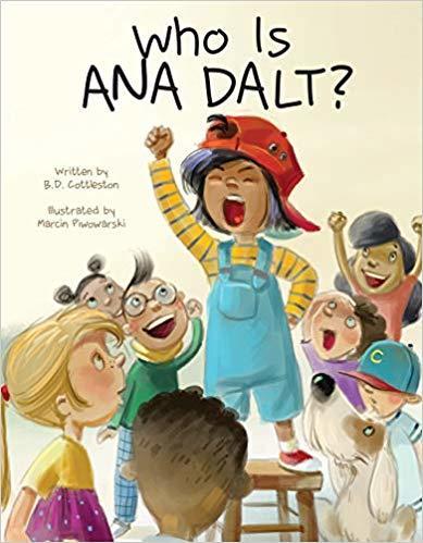 Who Is Ana Dalt? book