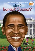 Who Is Barack Obama? book