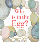 Who Is in the Egg? book