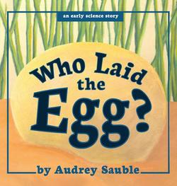 Who Laid the Egg? book