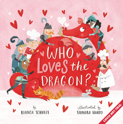 Who Loves the Dragon? book