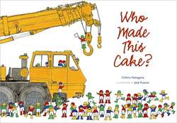 Who Made this Cake? book