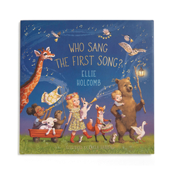 Who Sang the First Song? book