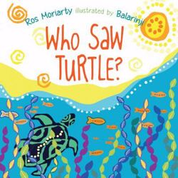 Who Saw Turtle? book