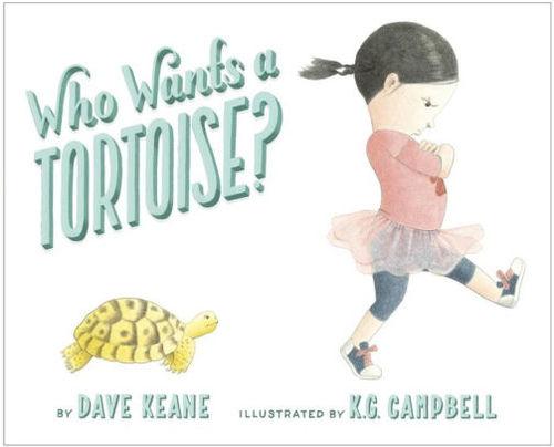 Who Wants a Tortoise? book