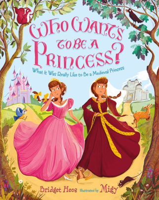 Who Wants to Be a Princess? book