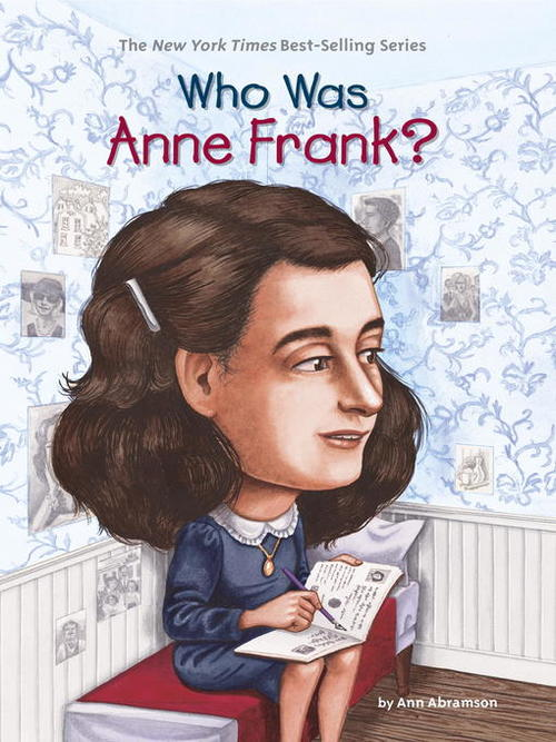 Who Was Anne Frank? book