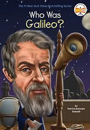 Who Was Galileo? book
