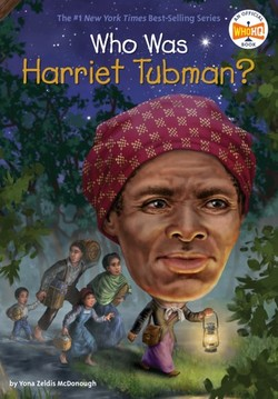 Who Was Harriet Tubman? book