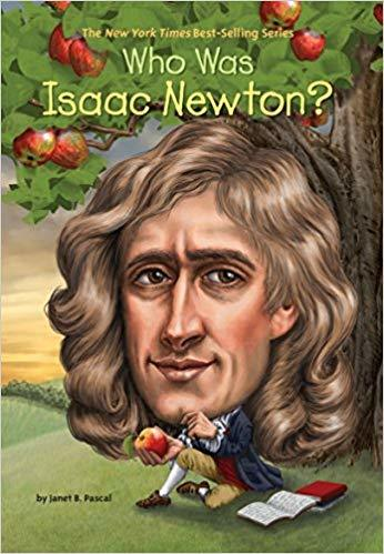 Who Was Isaac Newton? book