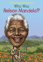 Who Was Nelson Mandela? book