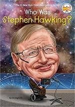 Who Was Stephen Hawking? book