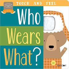 Who Wears What? book