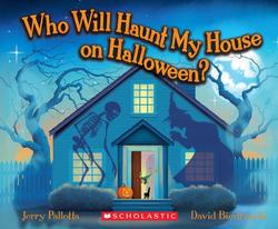 Who Will Haunt My House on Halloween? book