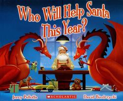 Who Will Help Santa This Year? book
