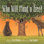 Who Will Plant a Tree? book