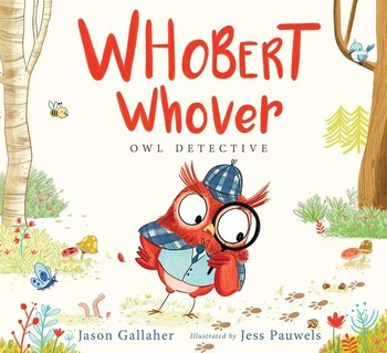 Whobert Whover, Owl Detective book