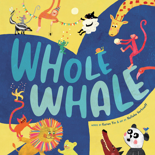 Whole Whale book
