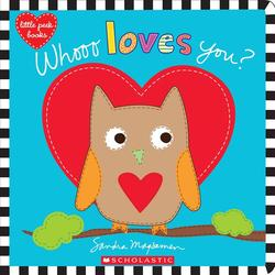Whooo Loves You? book