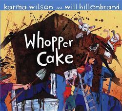 Whopper Cake book